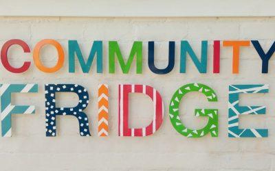Mk Community Fridge