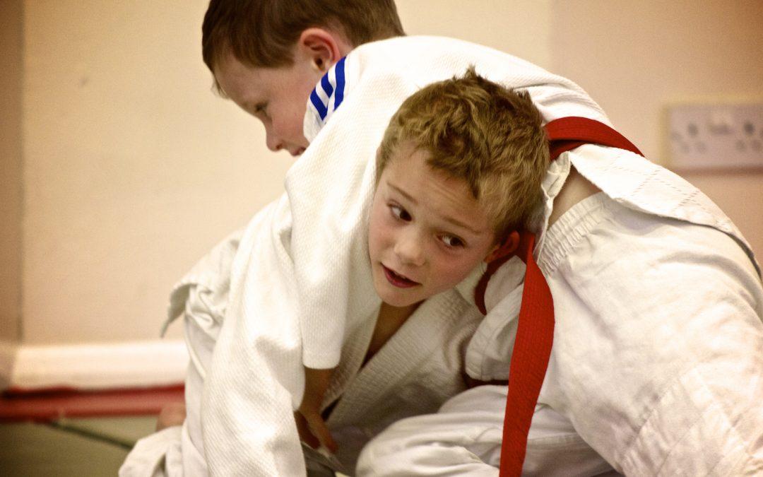 Stantonbury Judo Club