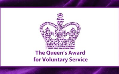 Royal Recognition for The Old Bath House Volunteers