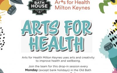 MK Arts for Health – Drop in Art Group every Monday
