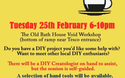 Popular Fix 'N' Mix Workshop is back on the 25th of Feb!