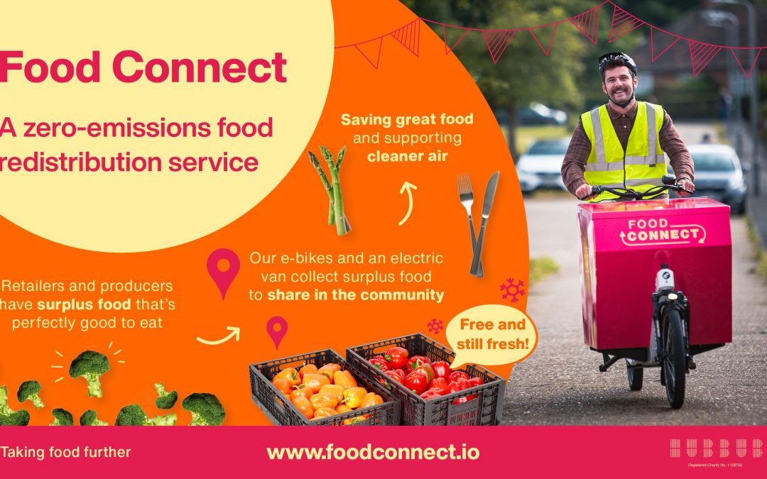 The Food Connect Service is Launched!